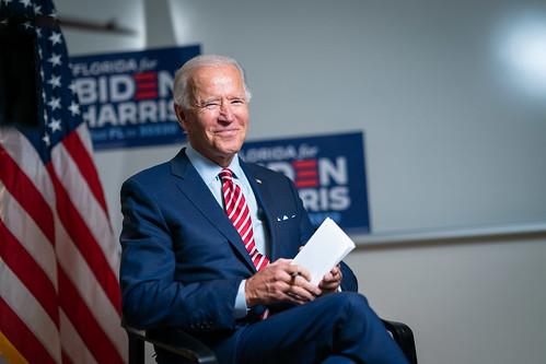 Sit-down with Telemundo's Jose Diaz-Ba by Biden For President, on Flickr