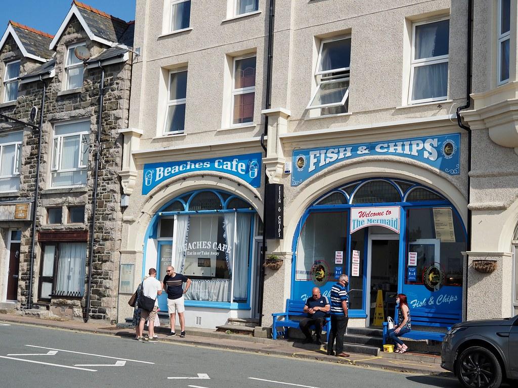 Mermaid Fish Bar, Barmouth