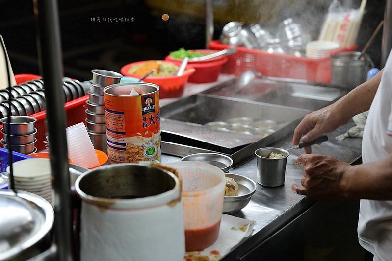 台北橋頭筒仔米糕延三夜市宵夜小吃美食45年老店07