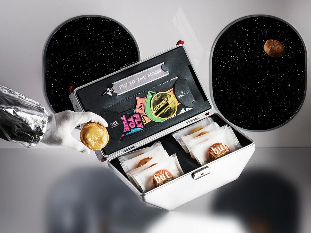 (圖3)乘坐商務艙和賞月雅座的旅客還能享有專屬限定驚喜禮組,包括已絕版的星宇箱 #STARBOX等