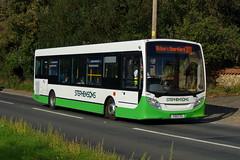 Photo of The Longest Yard: Stephensons of Essex ADL Enviro200 YX11CTU (463) B1383 Ugley Green 18/09/20