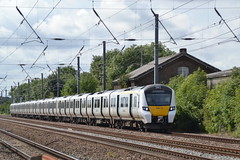 Photo of 700115 9J22 Horsham - Peterborough at Tempsford 18th August 2020