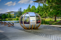 Photo of Meeting Pod - Chiswick Business Park
