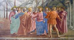 Masaccio, The Tribute Money
