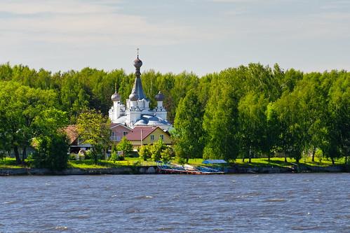 Volga river 242 ©  Alexxx Malev