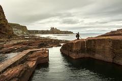 Photo of Tantallon Castle & Seacliff Harbour