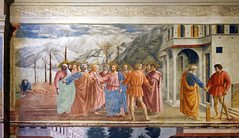 Masaccio, The Tribute Money