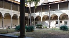 Cloister, Santa Maria del Carmine
