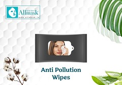 Anti-Pollution Wipes