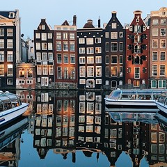 twilight Amsterdam