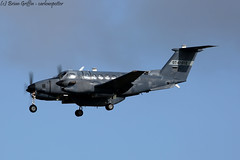 Photo of 07-61012 | United States Army | Beechcraft 300LW Super King Air | EGAA | 18/09/2020