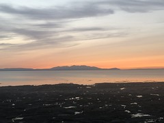 Photo of Arran from Troon