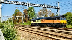 Photo of 66849 Tilehurst East Junction
