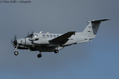 Photo of 07-61011 | United States Army | Beechcraft 300LW Super King Air | EGAA | 18/09/2020