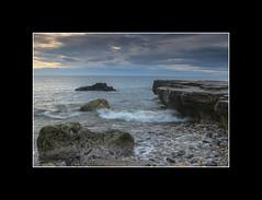 Photo of Seashore stones