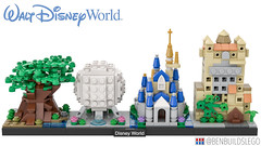 LEGO Walt Disney World (Lite)