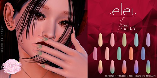 Fiona (Nails) for SKS 09 20 2020