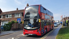 Photo of Stagecoach London 11074 YX68UTT Route 246