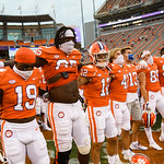 The Citadel at No. 1 Clemson (ACC Photos)