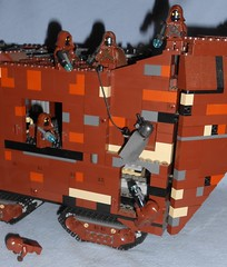 Lego - Mandalorian Attacks Jawas