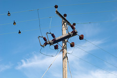 Photo of 11KV Jumction and Breaker