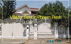 Luxury Villa for Rent in Phnom Penh