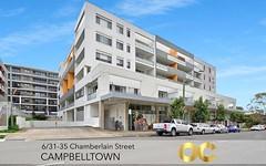 6/31-35 Chamberlain Street, Campbelltown NSW