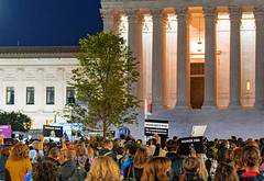 2020.09.19 Vigil for Ruth Bader Ginsburg, Washington, DC USA 263 96236