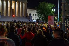 2020.09.19 Vigil for Ruth Bader Ginsburg, Washington, DC USA 263 96270