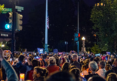 2020.09.19 Vigil for Ruth Bader Ginsburg, Washington, DC USA 263 96290