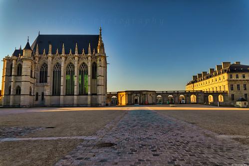 Sainte-Chapelle du Fort de Vincennes -3D0A5021