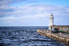 Photo of Macduff Harbour & Lighthouse
