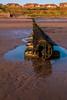 Stormwater Outlet, Seafield Beach, Kirkcaldy