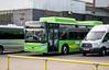 Newport Bus Yutong E12 YD70 CFM , Newport Bus Depot 19.9.20