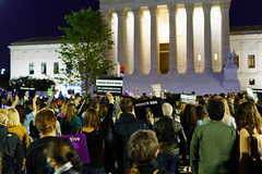 2020.09.19 Vigil for Ruth Bader Ginsburg, Washington, DC USA 263 96237
