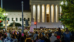 2020.09.19 Vigil for Ruth Bader Ginsburg, Washington, DC USA 263 96255