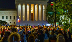 2020.09.19 Vigil for Ruth Bader Ginsburg, Washington, DC USA 263 96263
