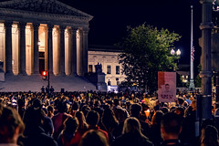 2020.09.19 Vigil for Ruth Bader Ginsburg, Washington, DC USA 263 96272