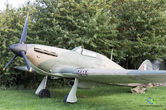 Photo of Hawker Hurricane (Full Scale Model)