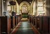 Selworthy Church interior