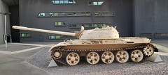 Photo of 18th September 2020. Russian T55 Tank at Imperial War Museum North, Trafford Park, Manchester.