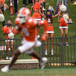 Clemson The Citadel NCAA football