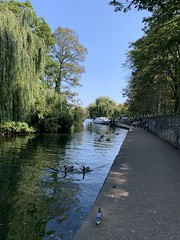 Photo of Thames river Windsor