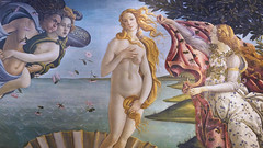 Botticelli, Birth of Venus