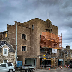Photo of Former Regal Cinema, Lossiemouth