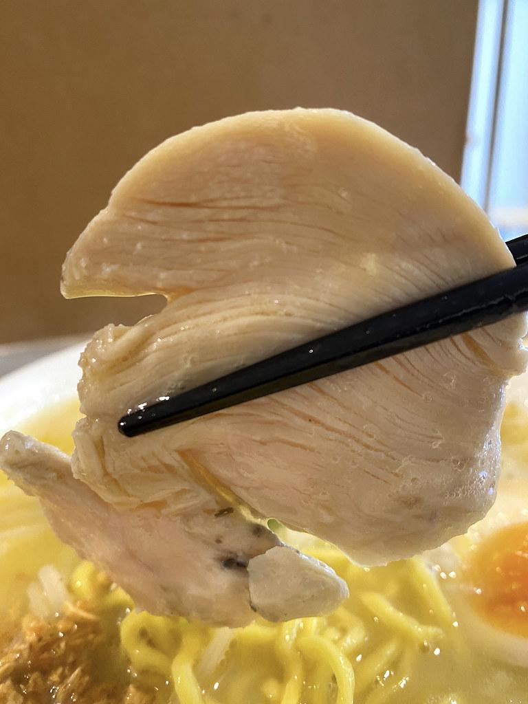 裸湯拉麵雞白湯
