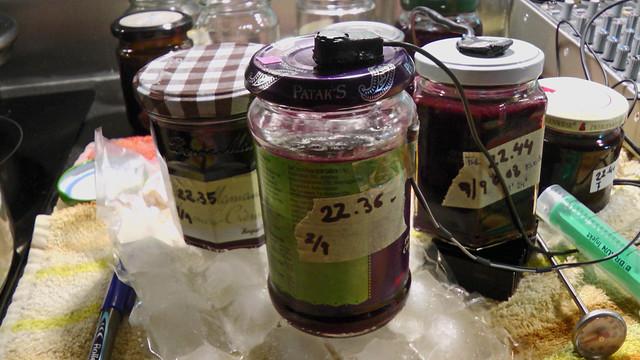 Klack und die Gesetze der Thermodynamik: Marmeladen