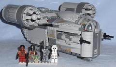 Lego - 75292 - The Razor Crest
