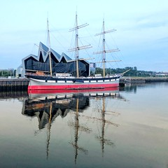 Photo of The tall ship Glenlee
