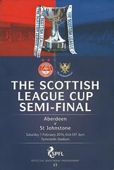 Photo of Aberdeen v St. Johnstone 20140201